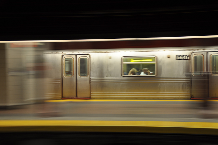New York, 34th Street Station * May, 2012